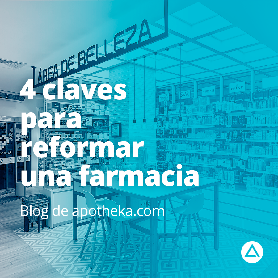 Claves reforma farmacias