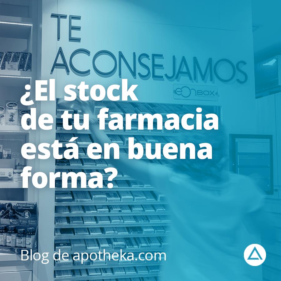Stock - Farmacia - Apotheka